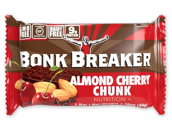 Bonk Breaker Protein Bar - Almond Cherry Chunk (62g)