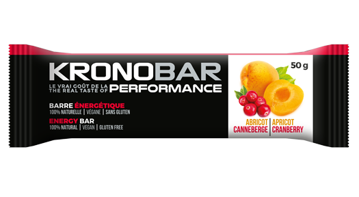 Kronobar Apricot-Cranberry Energy Bar (50g)