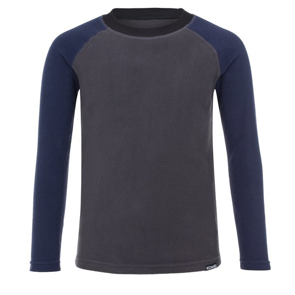 Kombi Cozy Fleece Crew Top - Kid's