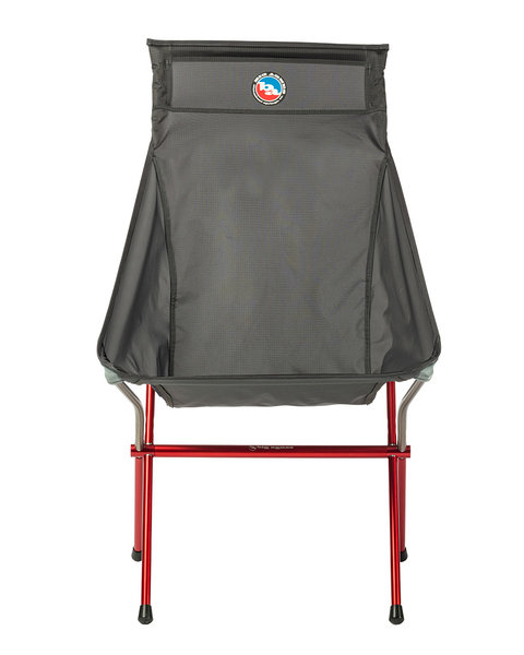 Big Agnes Inc. Big Six Camp Chair Color: Asphalt