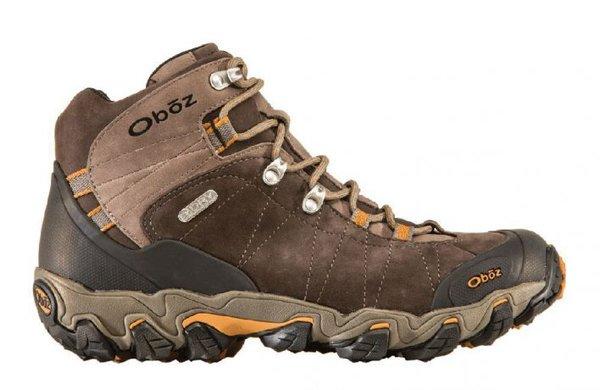 Oboz Footwear Bridger Mid Waterproof (Wide Sizes Available) - Men's