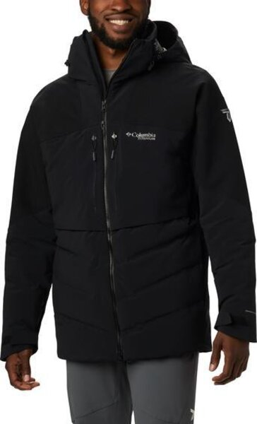 Columbia Powder Keg ll Down Jacket _ Men's Color: Black