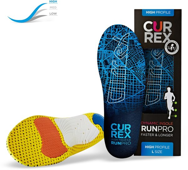 currexSole Run Pro High