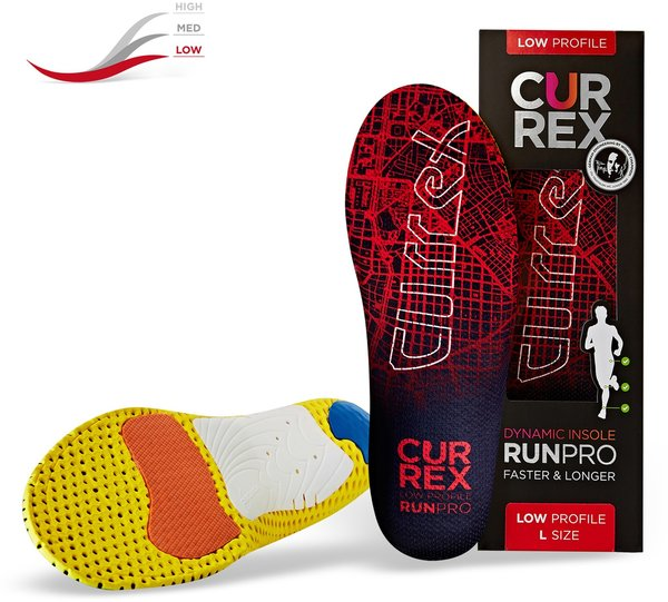 currexSole Run Pro Low