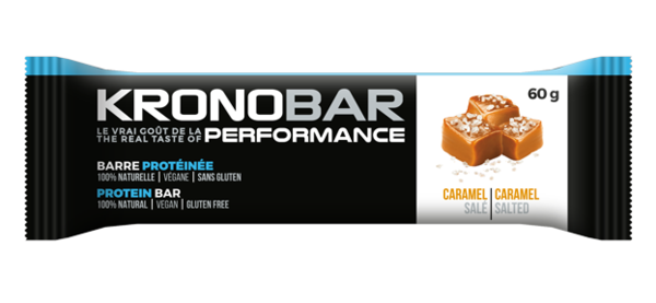 Kronobar Salted Caramel Protein Bar (60g)