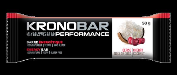 Kronobar Coconut-Cherry Energy Bar (50g)