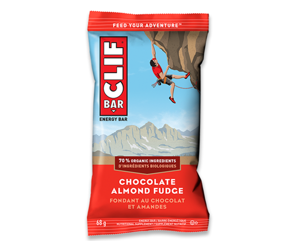 Clif CLIF BAR - Chocolate Almond Fudge (68g)