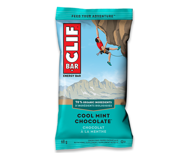 Clif CLIF BAR - Cool Mint Chocolate (68g)