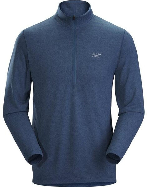 Arcteryx Cormac Zip Neck Shirt - Men's