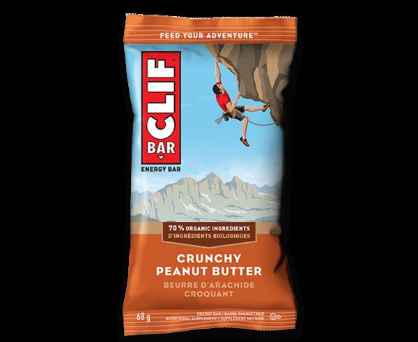 Clif CLIF BAR - Crunchy Peanut Butter (68g)