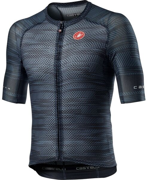 Castelli Climber's 3.0 Jersey - Men's Color: Dark Steel Blue