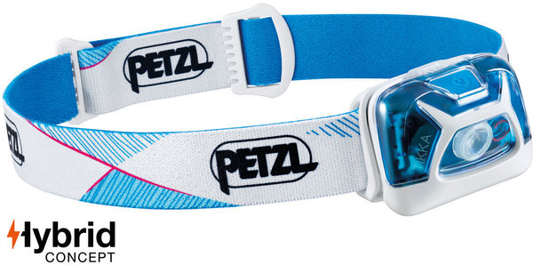 Petzl Tikka Headlamp (300 Lumens) Color: White