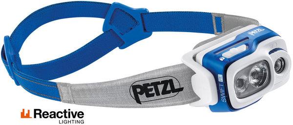 Petzl Swift RL (900 Lumens) USB Rechargeable