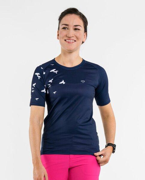 Peppermint Trail Signature Short Sleeve Jersey - Women's