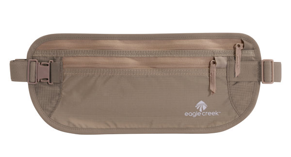 Eagle Creek Undercover DLX Money Belt Color: Khaki