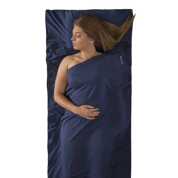 Sea to Summit Expander Sleeping Bag Liner - Traveller Color: Navy