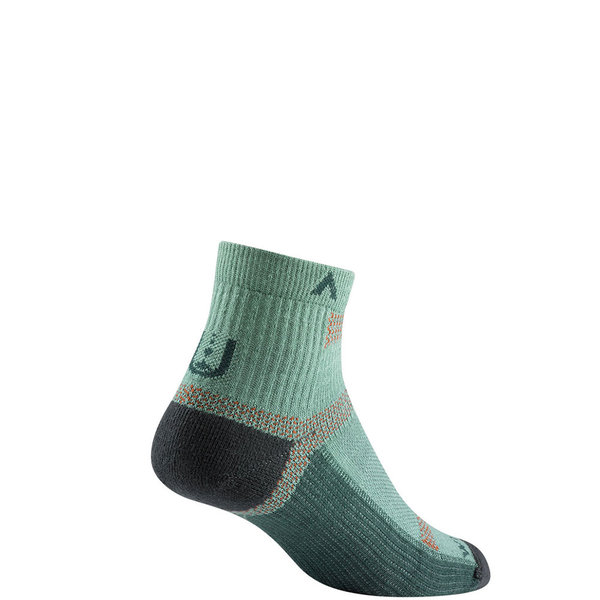 Wigwam Ultra Cool Lite Quarter Socks Color: Mineral Blue