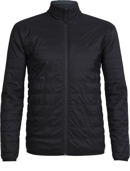 Icebreaker MerinoLOFT Hyperia Lite Jacket - Men's Color: Black
