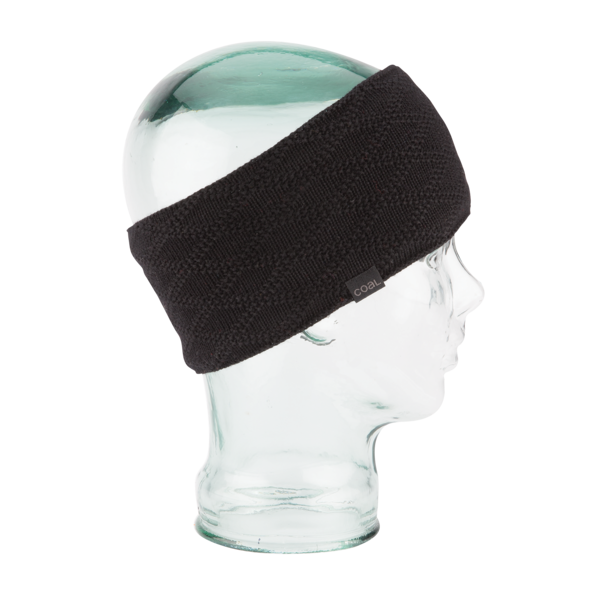 Coal The Ellis Head Band Color: Black