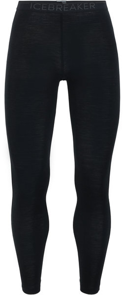 Icebreaker 175 Everyday Leggings - Men's Color: Black/Monsoon