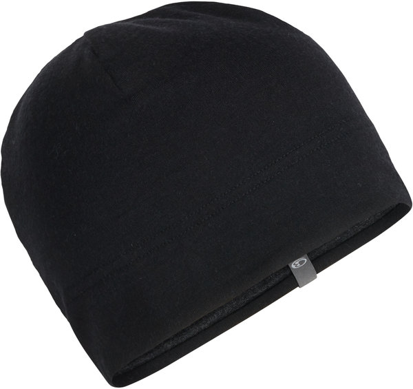 Icebreaker Adult Mogul Beanie Color: Black