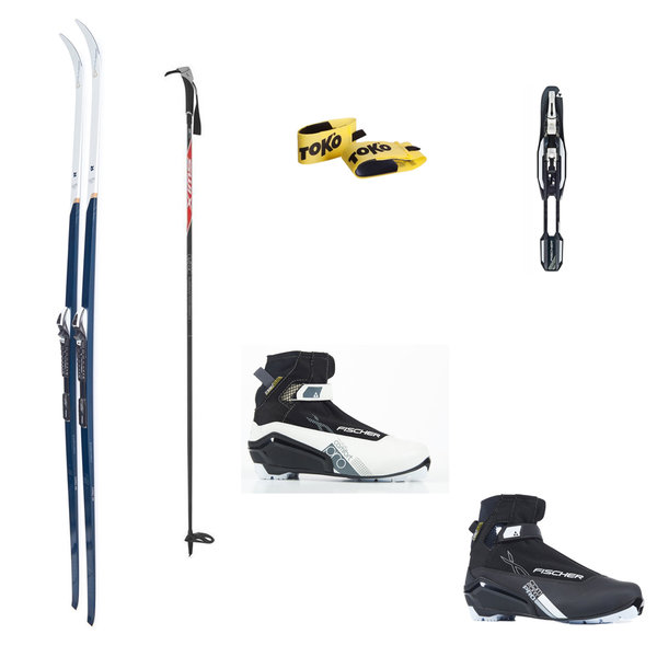 Bushtukah OffTrack Ski Package (Available In-Store Only)