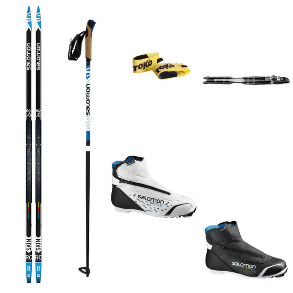 Bushtukah Performance Ski Package (Available In-Store Only)