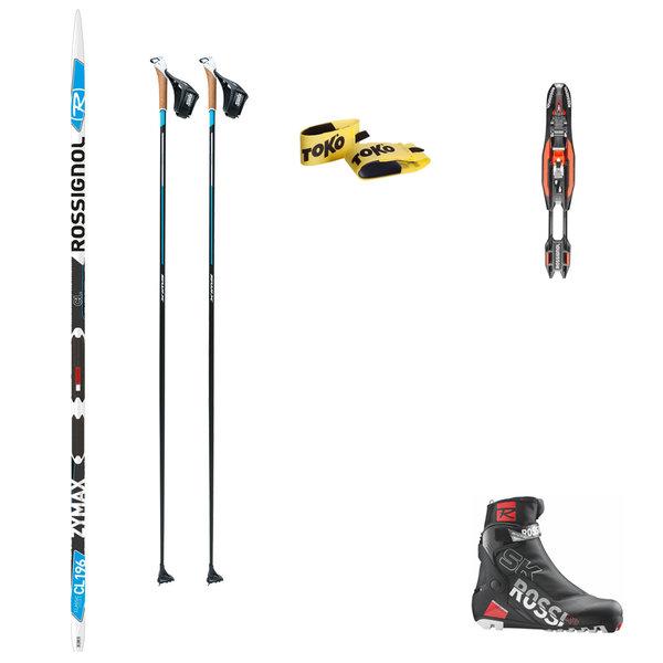 Bushtukah Fitness Skate Ski Package (Available In-Store Only)