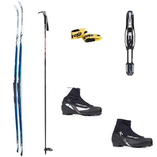 Bushtukah Touring Ski Package (Available In-Store Only)