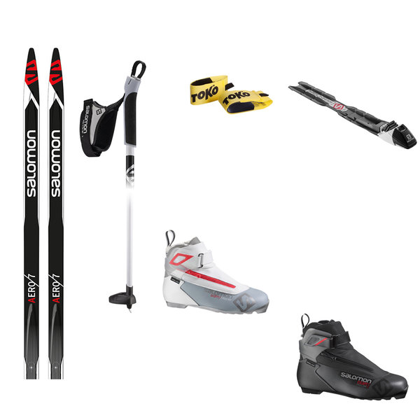 Bushtukah Fitness Skin Ski Package (Available In-Store Only)