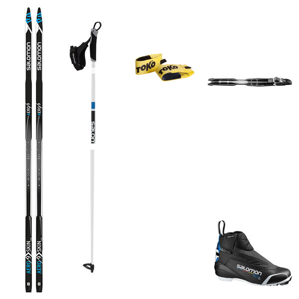 Bushtukah Performance Skin Ski Package (Available In-Store Only)