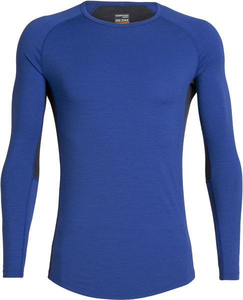 Icebreaker BodyfitZONE™ 200 Zone Long Sleeve Crewe - Men's