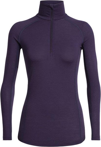 Icebreaker BodyfitZONE™ 150 Zone Long Sleeve Half Zip - Women's