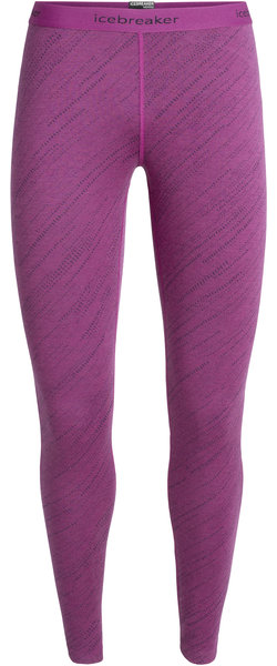 Icebreaker 250 Vertex Leggings Snow Storm - Women's
