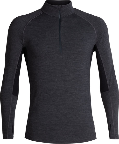Icebreaker BodyfitZONE™ 200 Zone Long Sleeve Half Zip - Men's