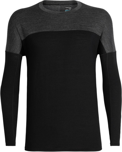 Icebreaker Cool-Lite™ Kinetica Long Sleeve Crewe - Men's