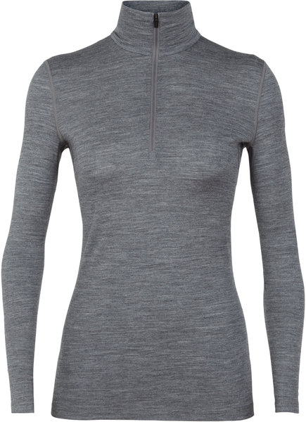 Icebreaker 200 Oasis Long Sleeve Half Zip - Women's