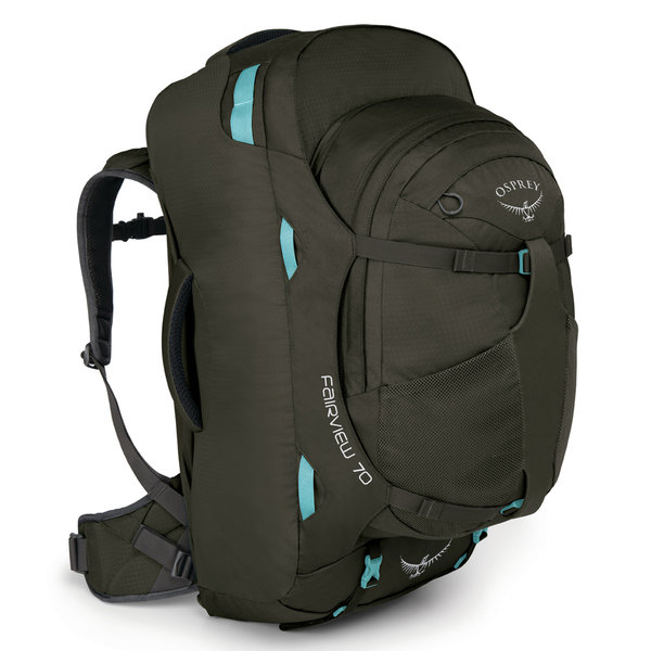 Osprey Fairview 70 Travel Pack - Women's Color: Misty Grey