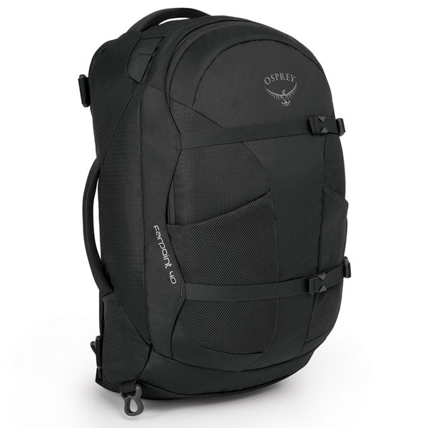 Osprey Farpoint 40 Travel Pack - Men's Color: Volcanic Grey