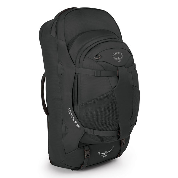 Osprey Farpoint 55 Travel Pack - Men's Color: Volcanic Grey