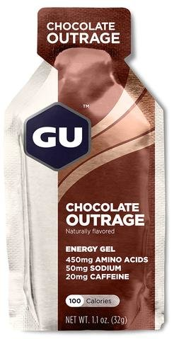 GU Energy Gel - Chocolate Outrage (32g)