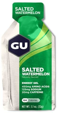 GU Energy Gel - Salted Watermelon (32g)