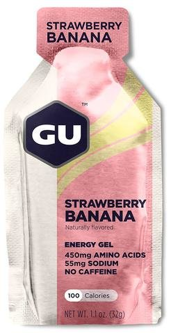 GU Energy Gel - Strawberry Banana (32g)