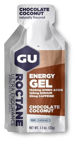 GU Roctane Energy Gel - Chocolate Coconut (32g)