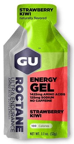 GU Roctane Energy Gel - Strawberry Kiwi (32g)