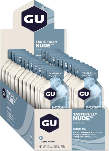 GU Energy Gel - Tastefully Nude (32g) - Box of 24