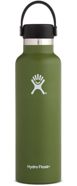 Hydro Flask 21oz Standard Mouth Color: Olive