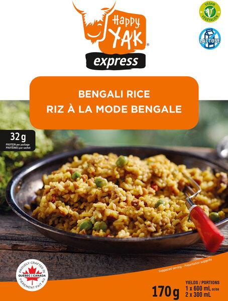 Happy Yak Bengali Rice