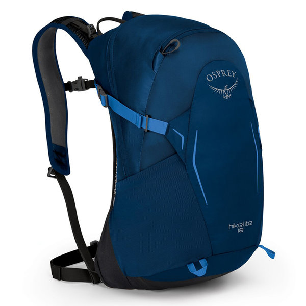 Osprey Hikelite 18 Color: Blue Bacca