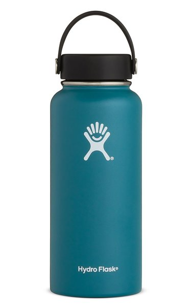 Hydro Flask 32oz Wide Mouth Color: Jade